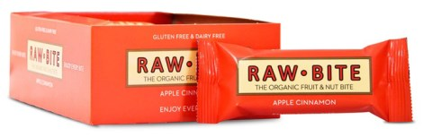 RawBite Apple Cinnamon,  - RawBite