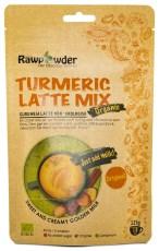 RawPowder Turmeric Latte Mix EKO