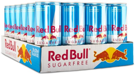 Red Bull Sugarfree Energy Drink - Red Bull