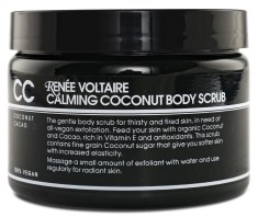 Renee Voltaire Calming Coconut Body Scrub