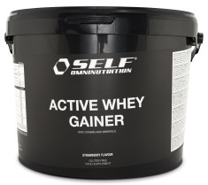 Self Omninutrition Active Whey Gainer