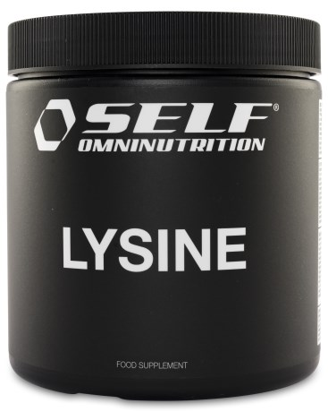 Self Omninutrition Lysine - Self Omninutrition