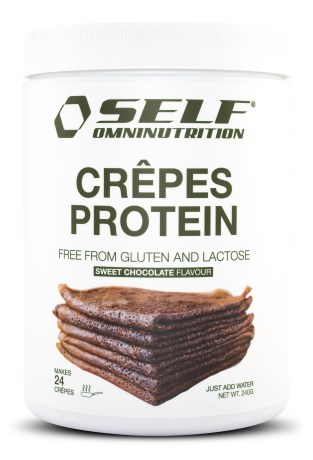 Self Omninutrition Crepes Protein, Livsmedel - Self Omninutrition
