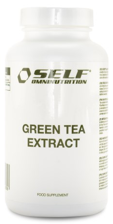 Self Omninutrition Green Tea, Viktminskning - Self Omninutrition