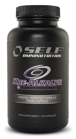 Self Omninutrition Kre-Alkalyn - Self Omninutrition