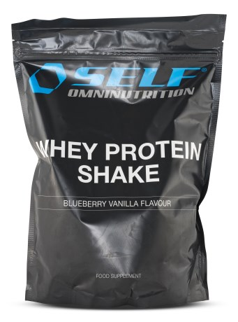 Self Omninutrition Whey Shake, Livsmedel - Self Omninutrition