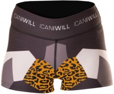 ICANIWILL Leo Short Tights
