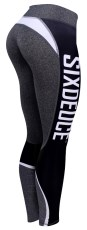 Six Deuce Beat Mode Hybrid Tights