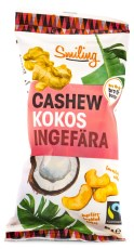 Smiling Cashew Fairtrade EKO