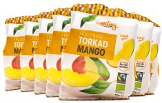 Smiling Torkad Mango Fairtrade EKO