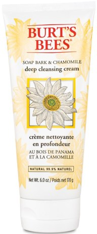 Burts Bees Soap Bark & Chamomile Deep Cleansing Cream, Smink - Burts Bees