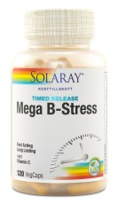 Solaray Mega B-Stress