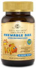 Solgar Chewable DHA