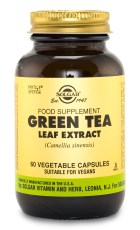 Solgar Green Tea Leaf Extract
