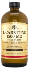 Solgar L-Carnitine Liquid 1500 mg