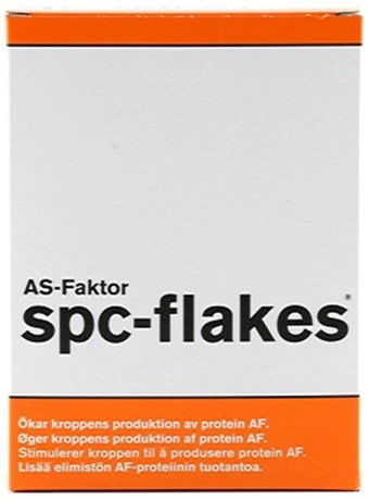 AS-Faktor SPC Flakes, Livsmedel - AS-Faktor