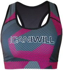 ICANIWILL Diffuze Sport Bra