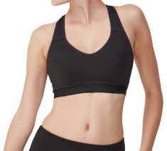 Stay In Place Pad Sports Bra C/D