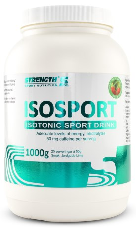 Strength Isosport - Strength
