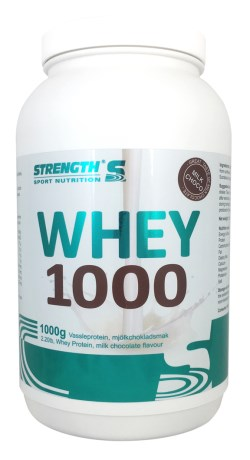 Strength Whey 1000 - Strength