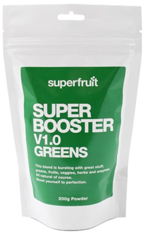 Superfruit Super Booster V1.0 Greens - Superfruit