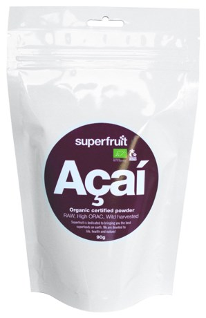 Superfruit Acaipulver,  - Superfruit