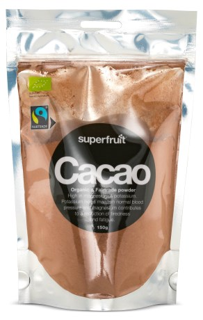 Superfruit Raw Cacao Powder, Livsmedel - Superfruit
