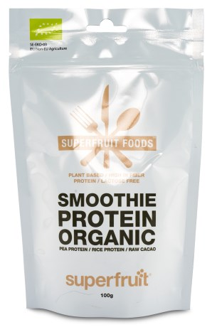 Superfruit Smoothie Protein Organic - Superfruit