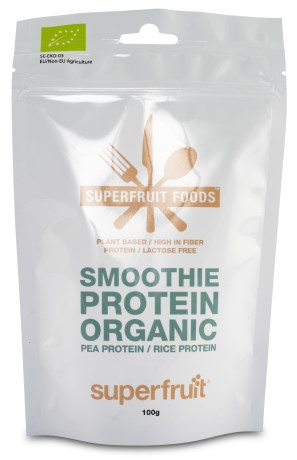Superfruit Smoothie Protein Organic, Livsmedel - Superfruit
