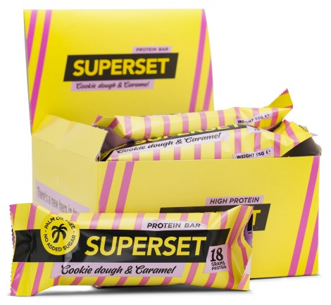 Superset Protein Bar - Superset