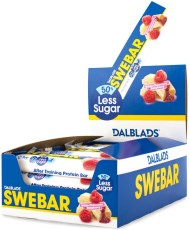 Dalblads Swebar Less Sugar