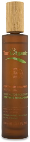 TanOrganic Self Tan Oil - TanOrganic