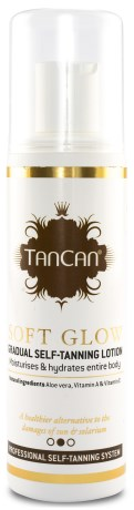 TanCan Soft Glow Self-tanning Lotion - TanCan