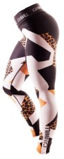 ICANIWILL Leopard Tights Women