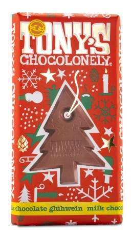 Tonys Chocolonely Milk Chocolate Mulled Wine - Tonys Chocolonely