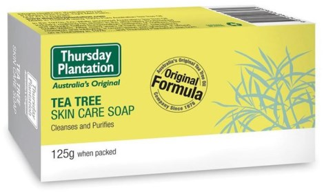 Thursday Plantation Tea Tree Organic Soap, Hud- och hårvård - Thursday Plantation