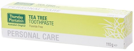 Thursday Plantation Tea Tree Toothpaste,  - Thursday Plantation