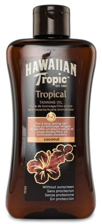 Hawaiian Tropic Tropical Tanning Oil, Hud- och hårvård - Hawaiian Tropic