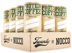 Twenty By NOCCO Protein Coffee