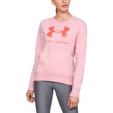 Under Armour 12.1 Rival Fleece Sportstyle Graphic Crew