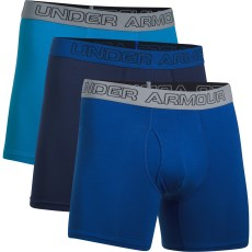 Under Armour Charged Cotton 6 inch 3-pack