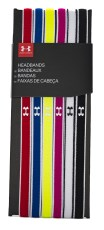 Under Armour Mini Headbands 6-pack