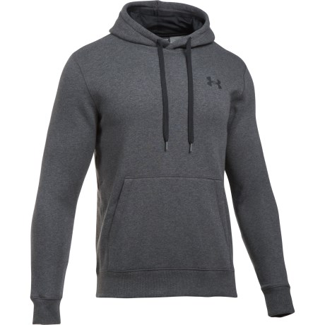Under Armour Rival Fitted Pull Over - Under Armour