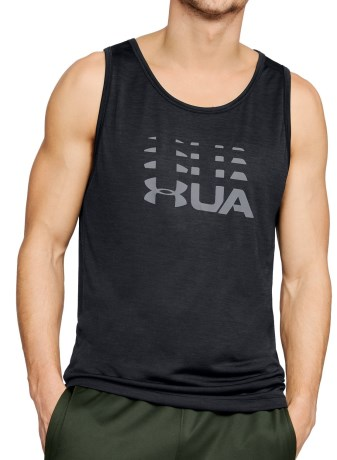 Under Armour Tech Graphic Tank - Under Armour