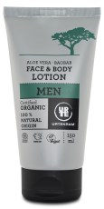Urtekram Men Aloe Vera Baobab Face & Body Lotion