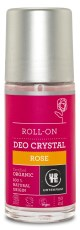 Urtekram Rose Deo Crystal Roll-On