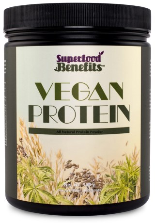 Self Omninutrition Vegan Protein - Self Omninutrition