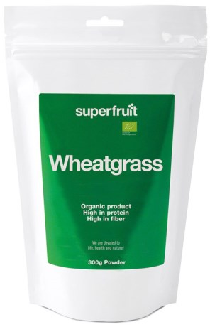 Superfruit Wheatgrass, Livsmedel - Superfruit