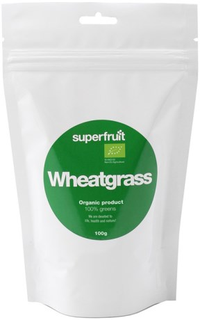 Superfruit Wheatgrass, Hälsa - Superfruit