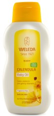 Weleda Baby Calendula Body Oil